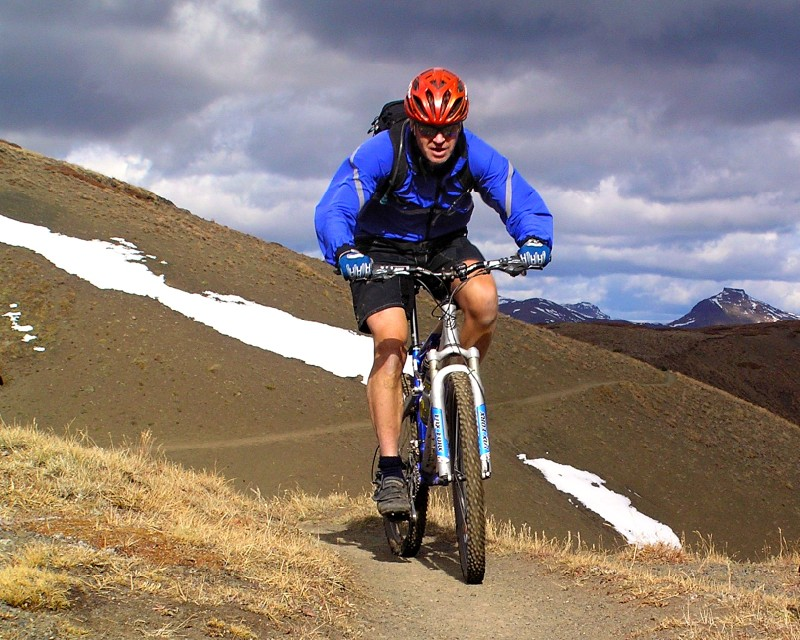 "фото ""Through Windy Pass"" метки: спорт, пейзаж, лес"