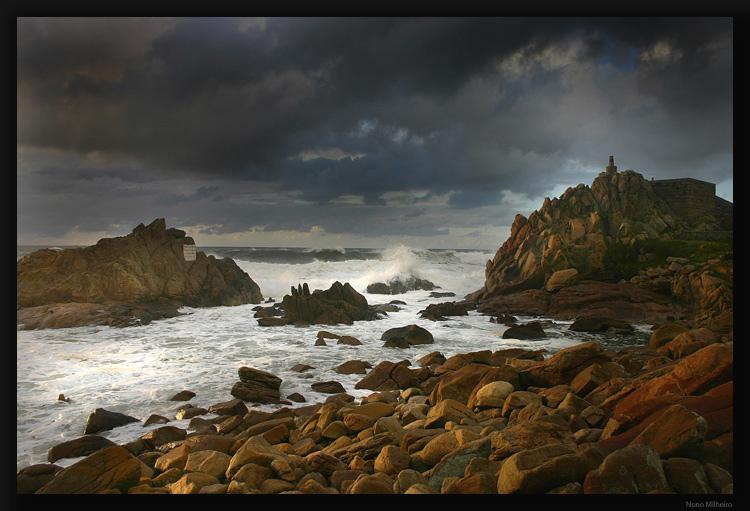 """фото """"Beautiful Atlantic"""" метки: пейзаж, закат"""