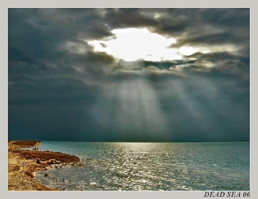 """фото """"Мертвое море 7"""" метки: пейзаж, путешествия, Европа"""
