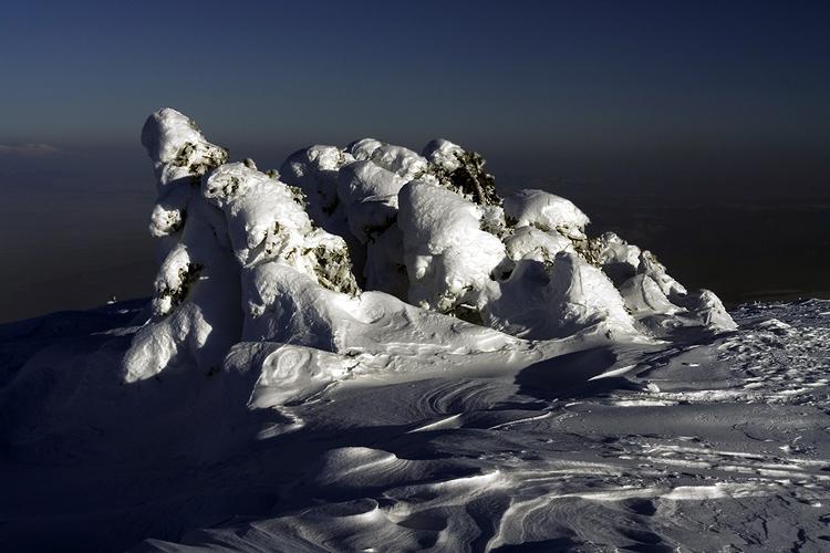 """фото """"Ветер дул"""" метки: пейзаж, зима"""