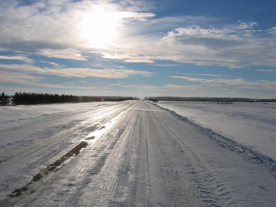 """фото """"Гололед"""" метки: пейзаж, зима"""
