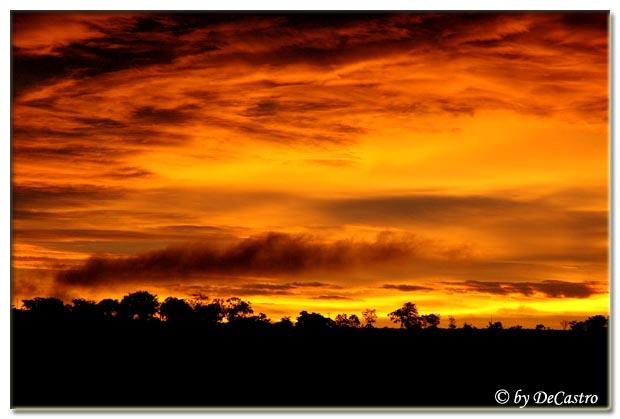 """фото """"Sunset"""" метки: пейзаж, лето"""