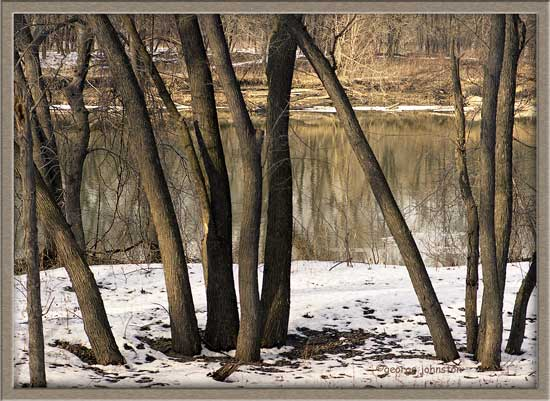 "фото ""Mendota Heights"" метки: пейзаж, зима"