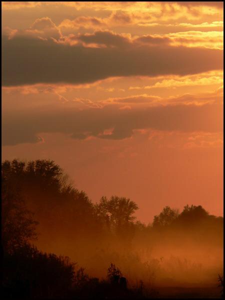 """фото """"О закате 2"""" метки: природа, пейзаж, закат"""