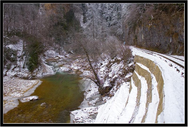 """фото """"Сказка начинается..."""" метки: пейзаж, вода, зима"""