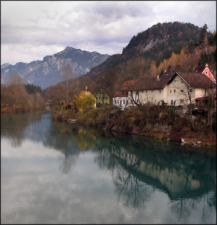 "фото ""It's all so quiet..."" метки: пейзаж, путешествия, Европа, горы"