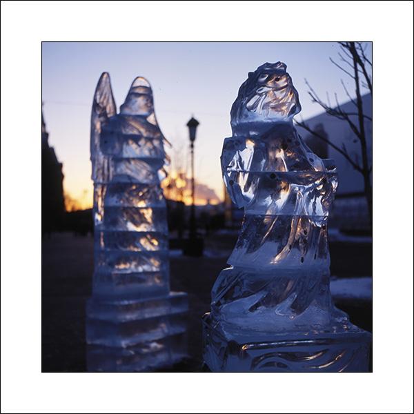 """фото """"зимний вечер"""" метки: архитектура, пейзаж,"""