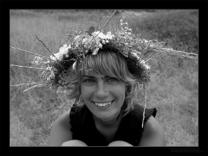 """photo """"Spring"""" tags: genre, portrait, woman"""