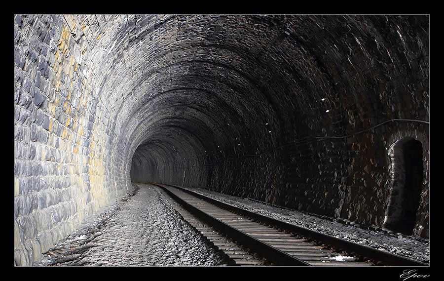тоннель в картинках