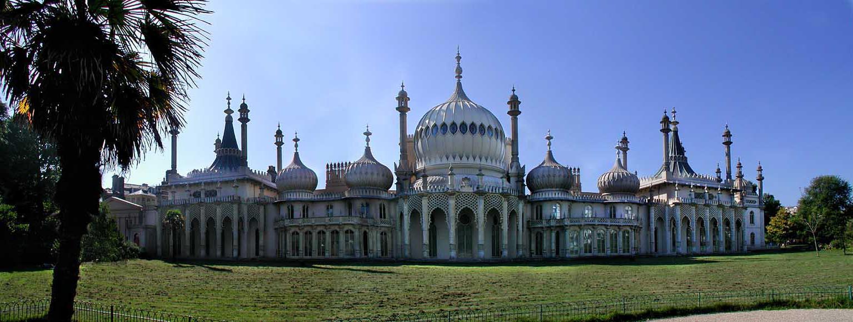 """photo """"Brighton. England"""" tags: travel, panoramic,"""
