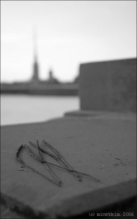 """фото """"Праздник кончился давно..."""" метки: макро и крупный план, архитектура, пейзаж,"""