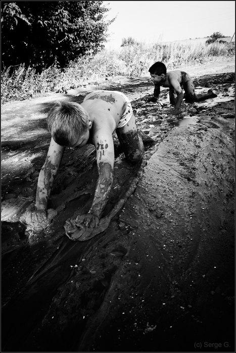 """фото """"Танки грязи не боятся!"""" метки: жанр, черно-белые,"""