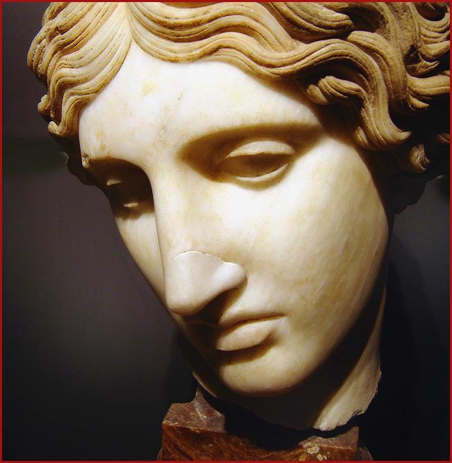 "фото ""Head of Amazone"" метки: портрет, натюрморт,"