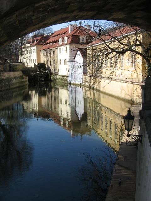 """фото """"Old town in reflection."""" метки: путешествия, Европа"""