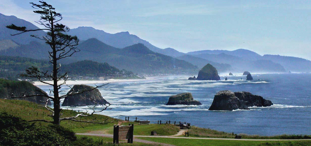 "photo ""Cannon Beach. Oregon"" tags: travel, landscape, water"