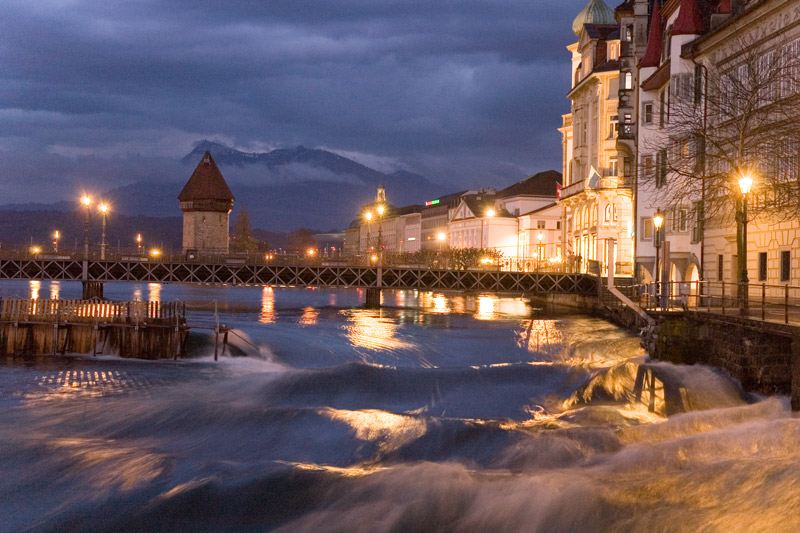 "photo ""Agter the rainfall"" tags: landscape, night, water"