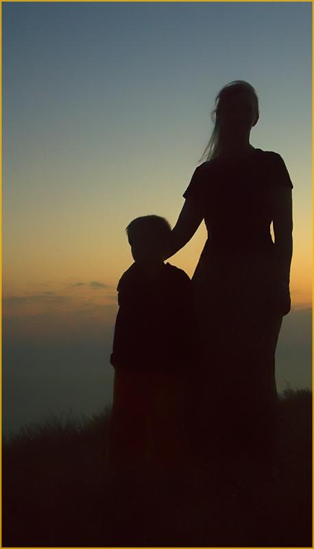 """фото """"Family"""" метки: пейзаж, портрет,"""