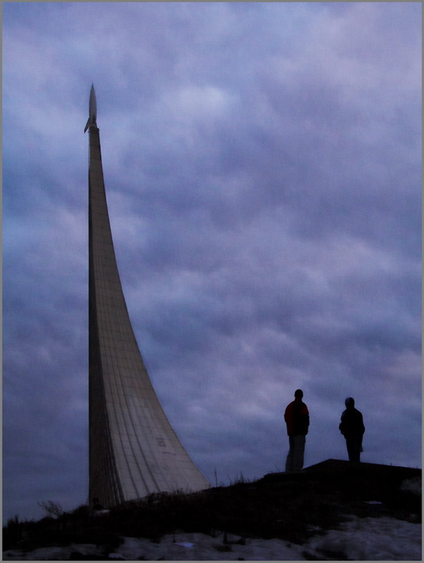 "photo ""Boys and the Sky"" tags: genre, architecture, landscape,"