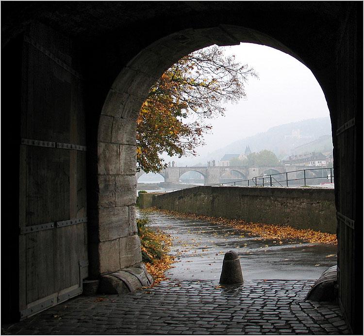 "photo ""Open door"" tags: architecture, travel, landscape, Europe"