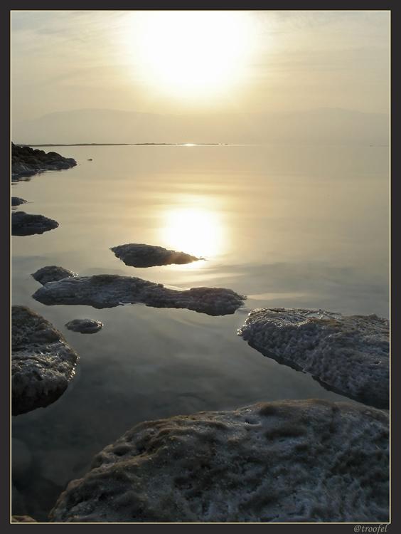 "photo ""Dead Sea 15"" tags: landscape, travel, Europe, sunset"