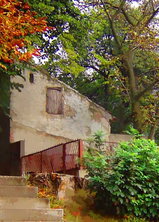 "фото ""Odd House on the Hill"" метки: разное,"