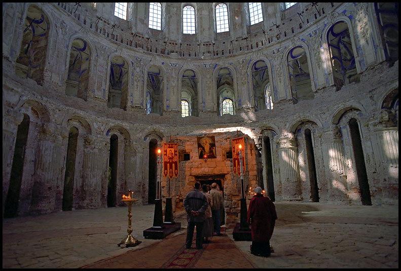 """фото """"в Храме Новоиерусалимского монастыря"""" метки: ,"""