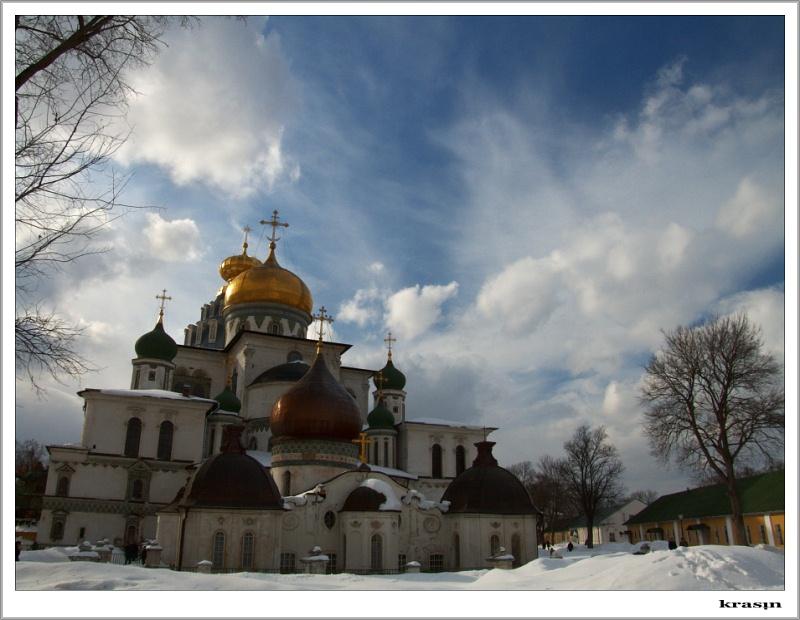 """фото """"Монастырская весна"""" метки: ,"""