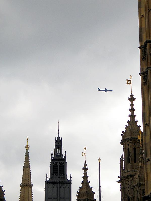 """фото """"Лондонские шпили"""" метки: архитектура, пейзаж,"""