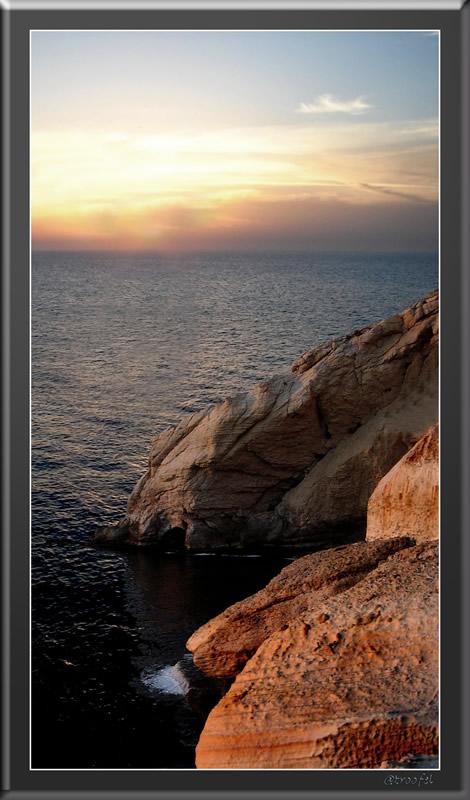 """фото """"Вечер"""" метки: пейзаж, путешествия, Европа, закат"""