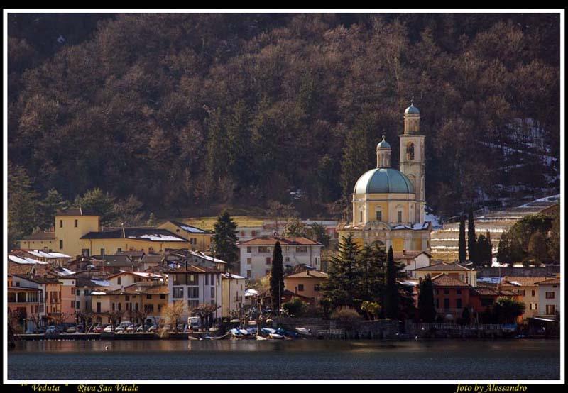 """фото """"Riva San Vitale"""" метки: пейзаж, вода"""