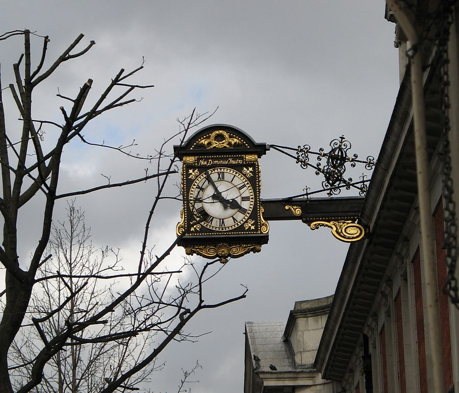 "photo ""Greenwich Time Clock"" tags: architecture, landscape,"
