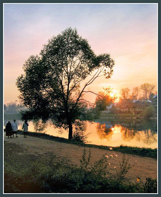 "фото ""Келарский променад"" метки: пейзаж, закат"