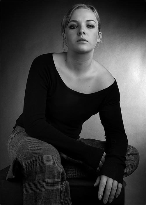 "фото ""Rahel"" метки: портрет, женщина"