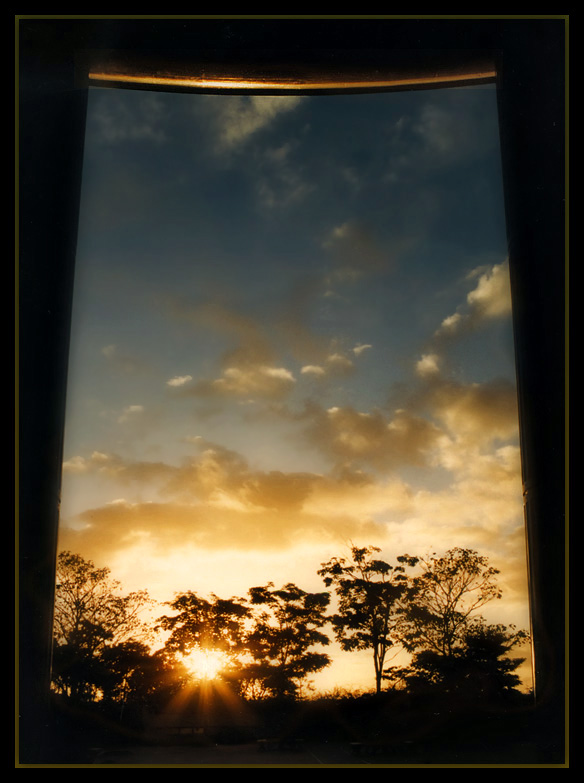 "photo ""A view to the sky..."" tags: landscape, sunset"