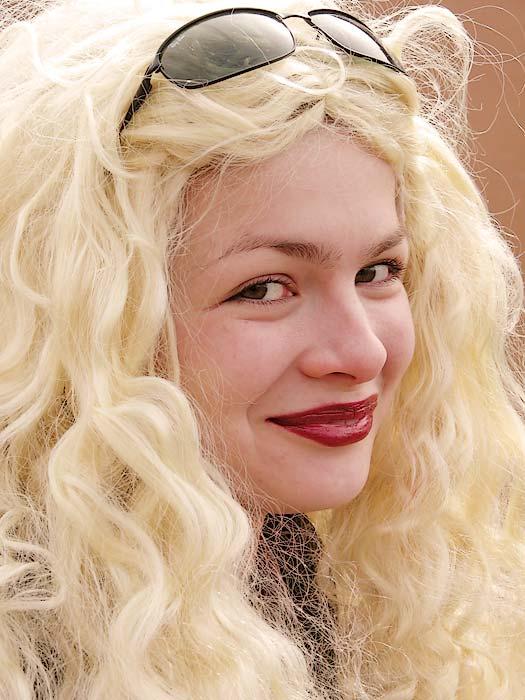 """photo """"Blondy"""" tags: portrait, woman"""