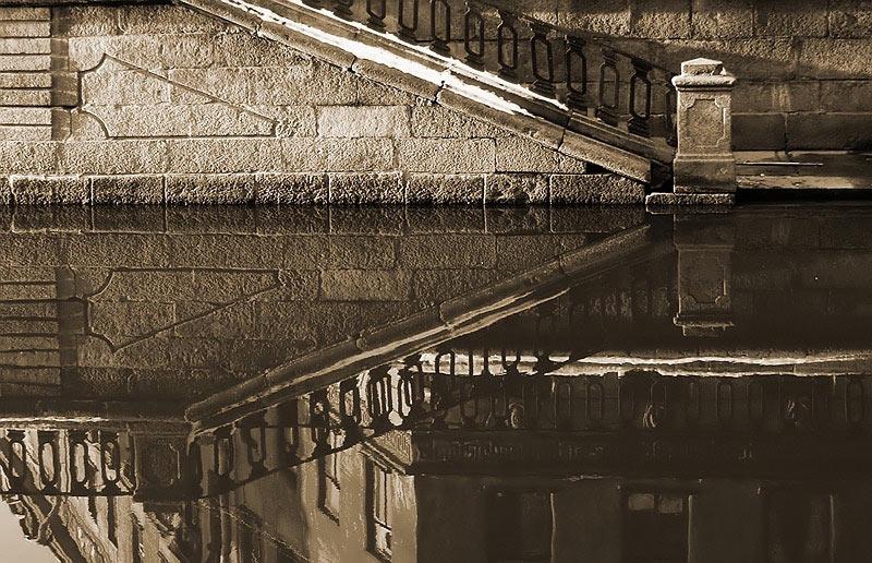 """фото """"Екатерининский в ноябре"""" метки: архитектура, пейзаж,"""