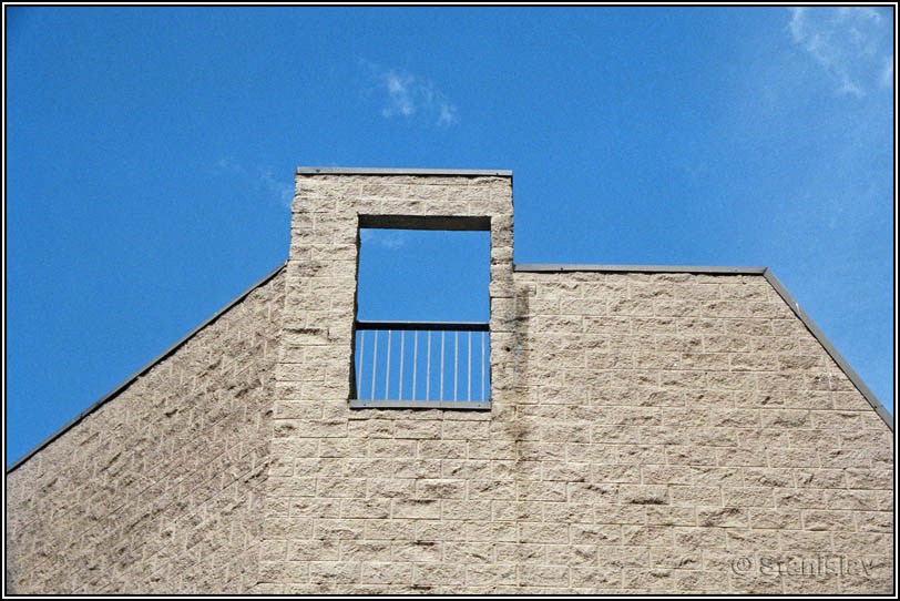 "photo ""Just simple window"" tags: architecture, misc., landscape,"
