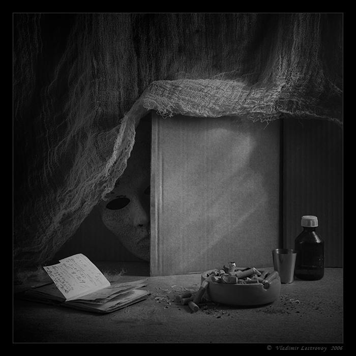 "photo ""Delirium Of Persecution"" tags: still life,"