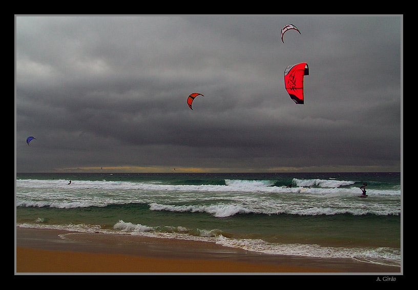 "photo ""Kite surf"" tags: sport, reporting,"