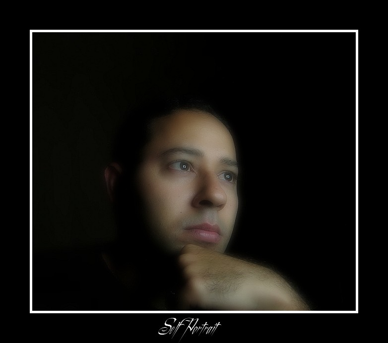 "photo ""Self Portrait"" tags: portrait, man"