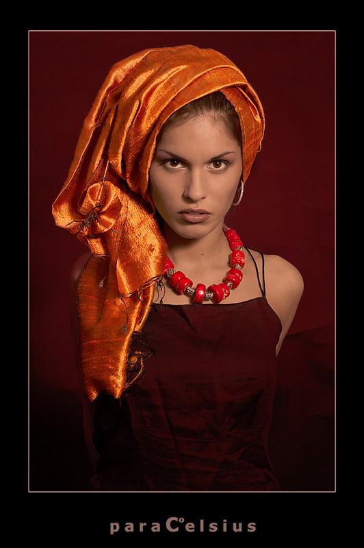 """фото """"Подумай обо мне... Часть II."""" метки: гламур, портрет, женщина"""