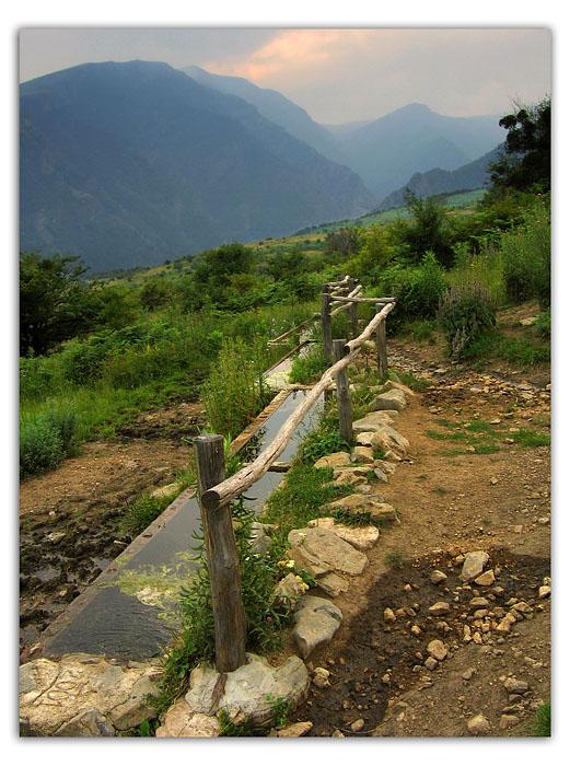 "photo ""The Balkan Range"" tags: landscape, mountains, summer"