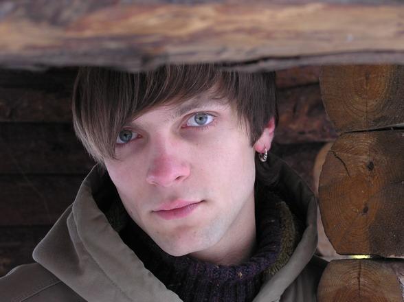 "фото ""his eyes..."" метки: портрет, мужчина"