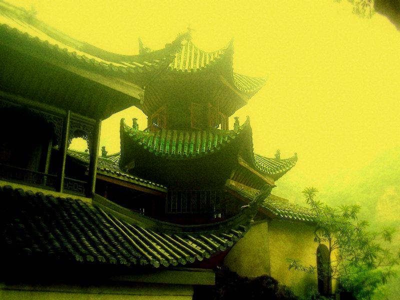 """фото """"Sanctuary"""" метки: архитектура, путешествия, пейзаж, Азия"""