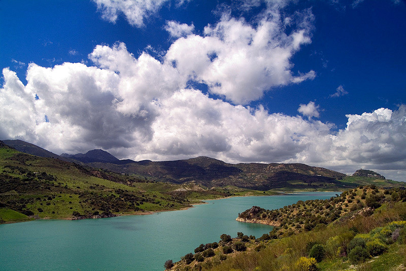 "photo ""Zahara"" tags: landscape, mountains, water"