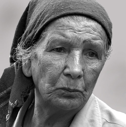 "photo ""Maria"" tags: portrait, woman"