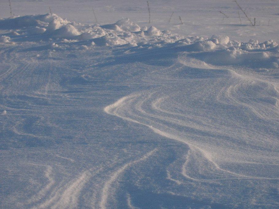 """photo """"Snow texture"""" tags: landscape, winter"""