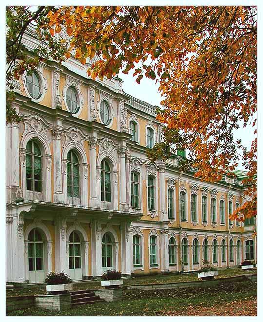 """photo """"Autumn baroque"""" tags: landscape, autumn"""