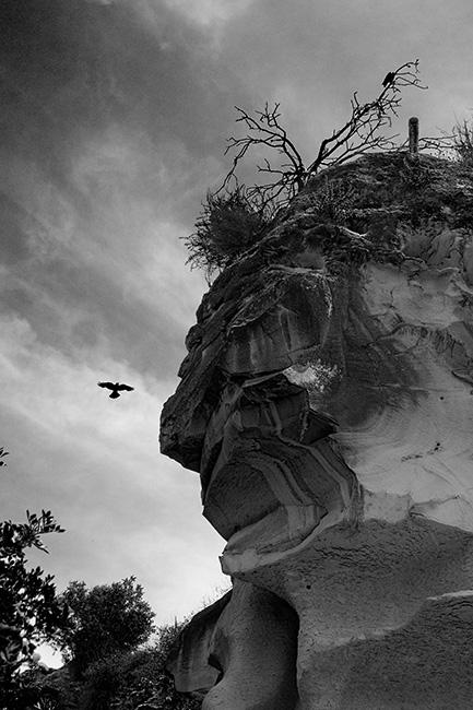 """photo """"Head"""" tags: landscape, genre, mountains"""