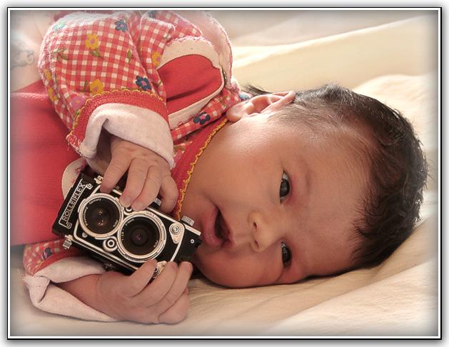 """photo """"начал приучать..."""" tags: portrait, children"""